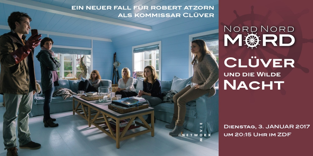 Nord Nord Mord – Clüver und die wilde Nacht | 2017